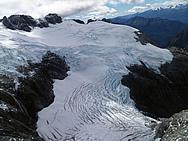 South Island Glacier